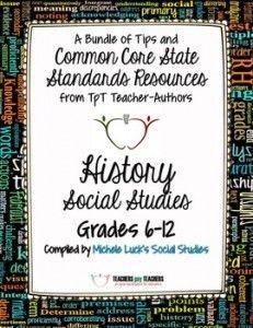 Best 25 common core social studies ideas on pinterest 3rd grade common core social studies free back to school ebook grades 6 12 fandeluxe Image collections