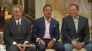 Ron Magers, Mark Giangreco & Jerry Taft - WLS Channel 7 Chicago