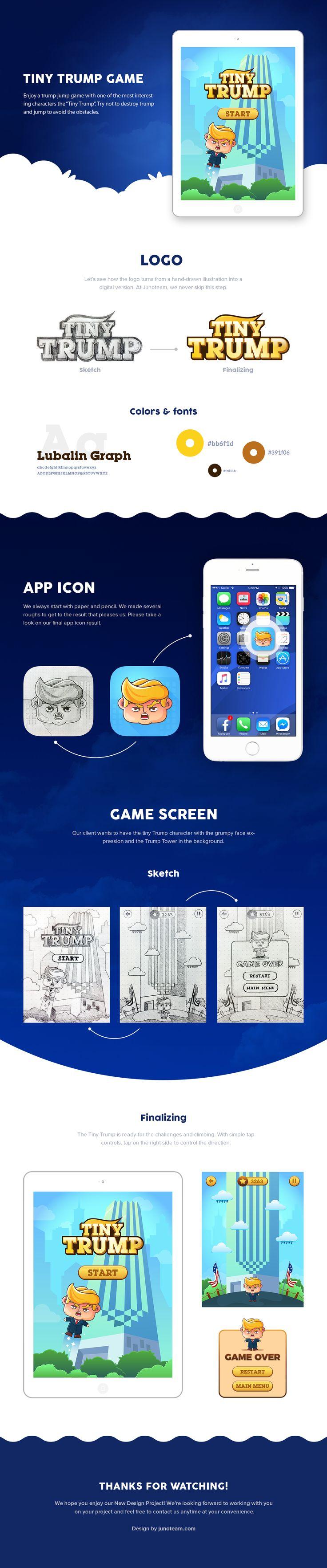 mockup screens