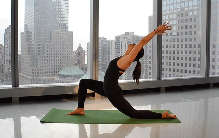 Detoxify with This 5-Minute Morning Yoga Workout - SELF