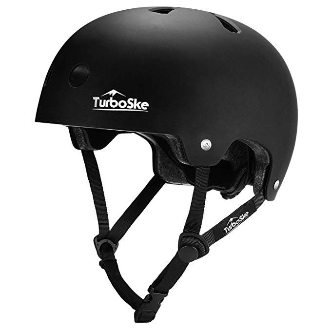 Turboske Skateboard Helmet Bmx Helmet Multi Sport Helmet Bike