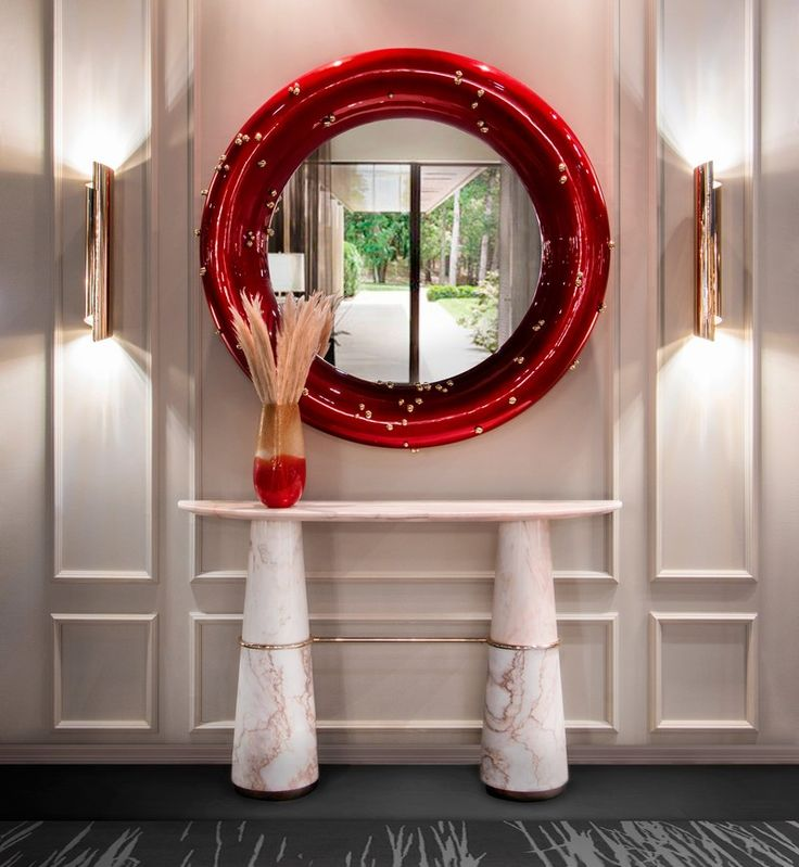 8 Dining Room Wall Mirrors that you will Love | See more at http://diningandlivingroom.com/dining-room-wall-mirrors-love/