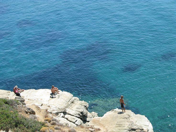 Greece Sifnos island