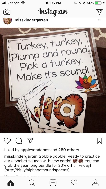 ABC sound turkey