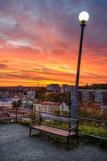 Skansen Kronan, Gothenburg, Sweden. 8 October 2015…