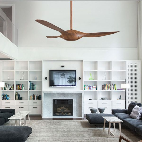 Introducing the Origin DC Ceiling fan by Fanco. An efficient and modern addition to the 2017 range.