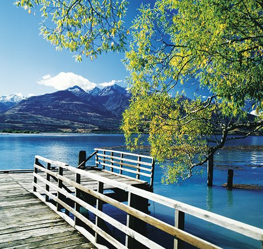 There is no such thing as a bad view of Queenstown #vacmag #queenstown