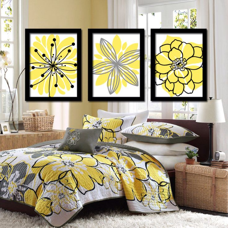 13 best Pictures for yellow room images on Pinterest | Gray walls ...
