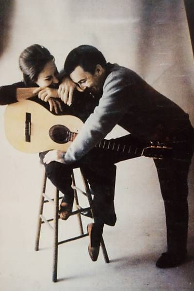 Joao and Astrud Gilberto
