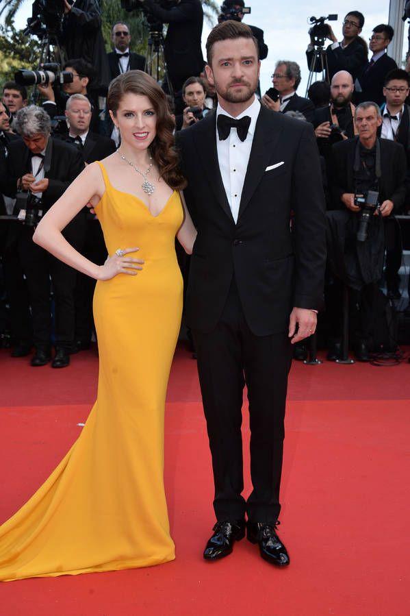 Anna Kendrick et Justin Timberlake Cannes 2016