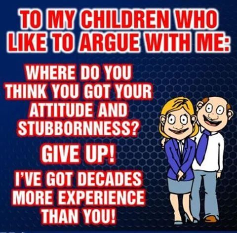 To my children funny quotes - family quotes