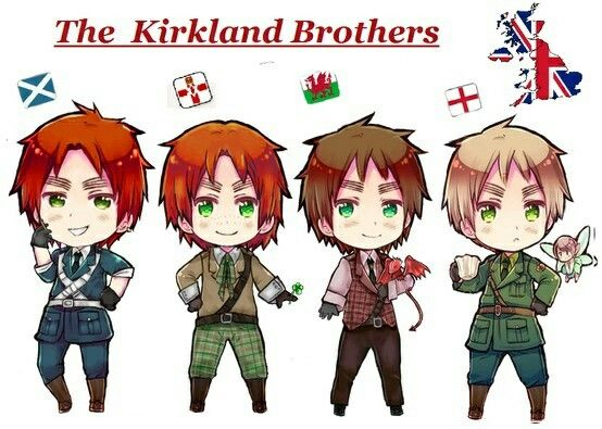 The UK brothers