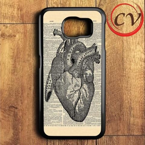 Dictionary Heart Anatomy Samsung Galaxy S6 Case