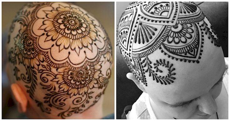 Ζωγραφίζει υπέροχα Τατουάζ Χένας σε Γυναίκες με Καρκίνο για να τις Βοηθήσει να Ανακτήσουν την Χαμένη τους Αυτοπεποίθηση! Crazynews.gr