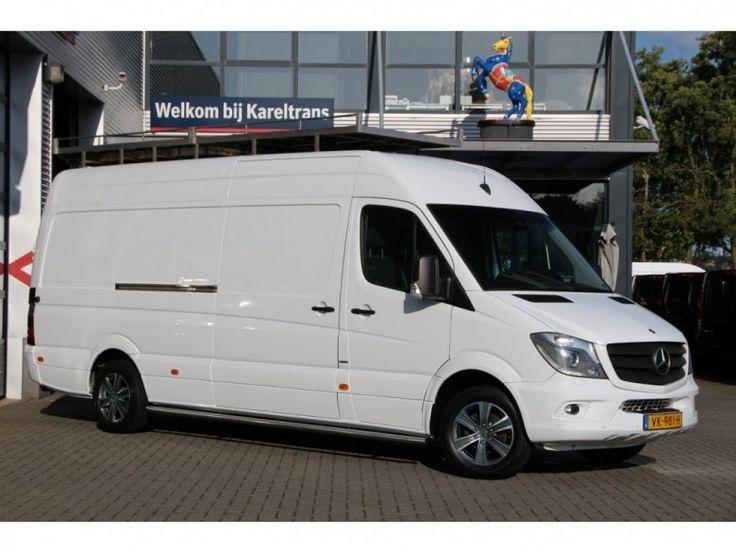 Mercedes-Benz Sprinter  Description: Mercedes-Benz Sprinter 316 CDI  Price: 542.16  Meer informatie