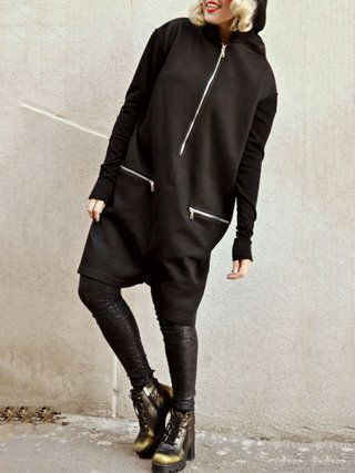 Cotton Long Sleeve Casual Plain Hand Made Jumpsuit