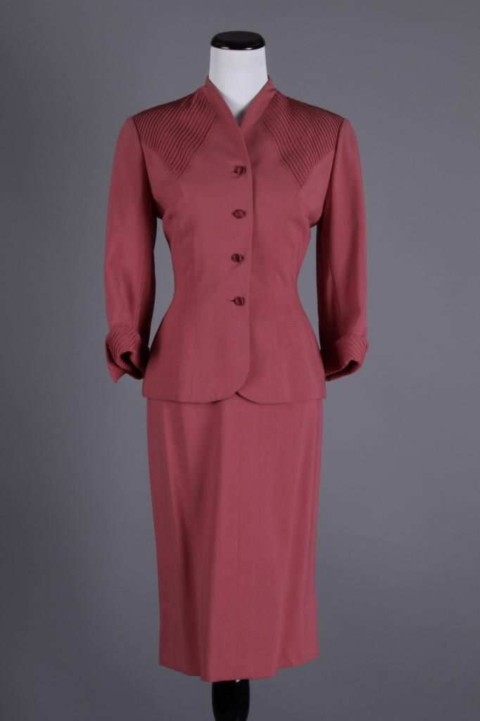 17 Best Images About Vintage Skirt Suits On Pinterest