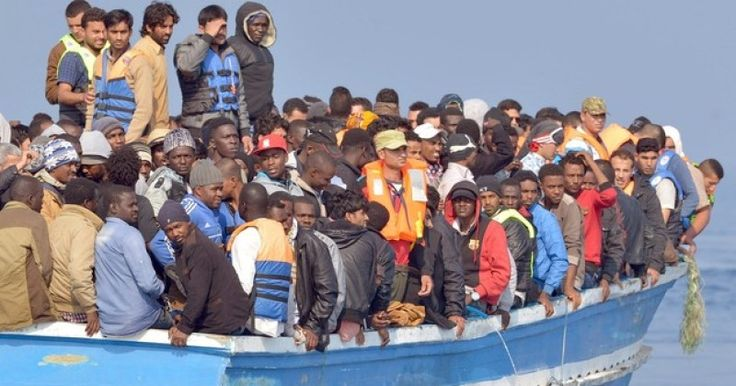"PROFESSOR: CIVIL WAR ""MOST LIKELY"" OUTCOME OF MIGRANT CRISIS Low IQ of ""refugees"" threatens foundation of western civilization"