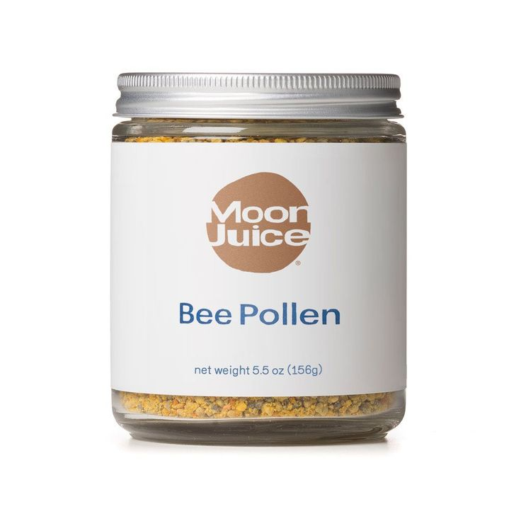 Chewy Sweet Treat This blend of protein and vitamins makes Bee Pollen a powerful all-in-one energizing treat. Our Bee Pollendoesnot...