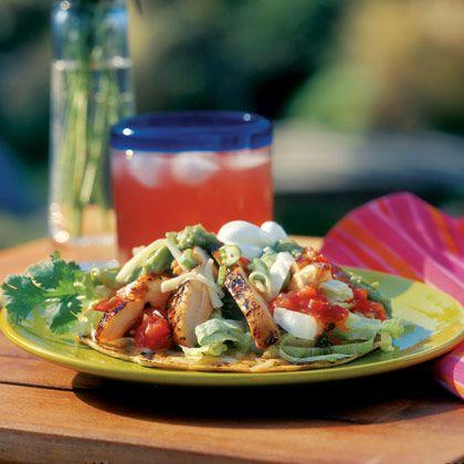 Grilled Chicken Tostadas | Chicken ReCiPeS to TrY | Pinterest