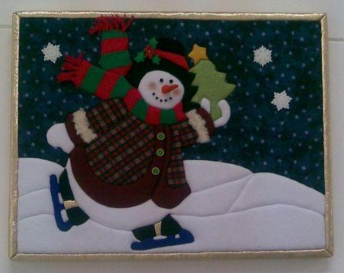 Cuadros de navidad en icopor con moldes - Imagui