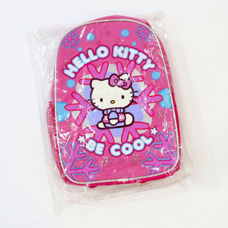 Ghiozdan copii Hello Kitty