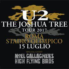 """Gli U2 tornano dal vivo con """"U2: The Joshua Tree Tour 2017"""" per celebrare il trentesimo anniversario dell'omonimo quinto album della band. Biglietti in vendita dalle ore 10 di lunedì 16 gennaio su #TicketOne!"""