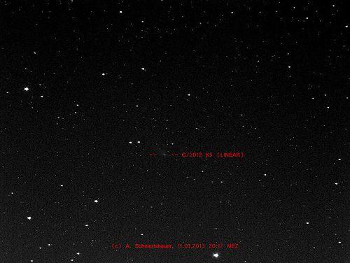 Comet C/2012 K5 (LINEAR)