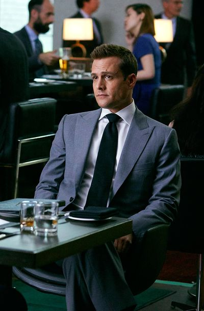 Harvey Specter in Suits S05E06