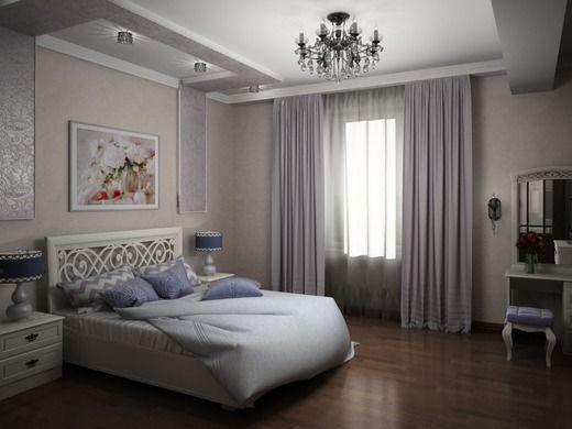 Грушевый. Спальня
