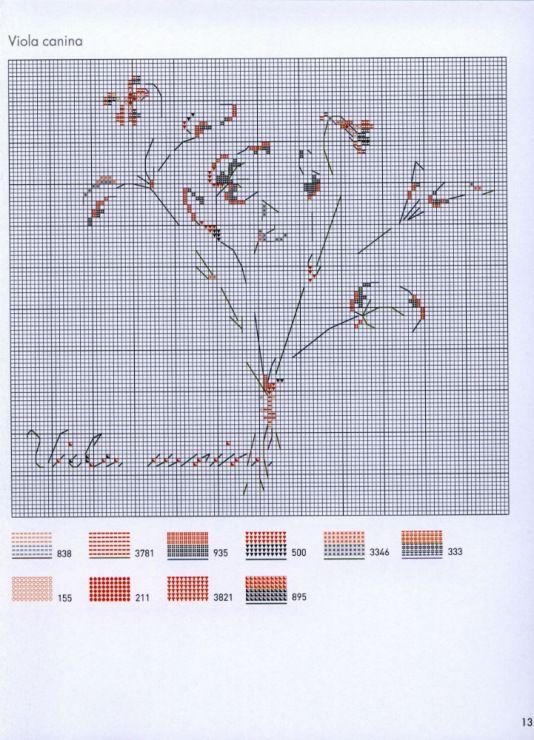 Gallery.ru / Фото #48 - MTSA---Pensees-et-violettes - Chepi