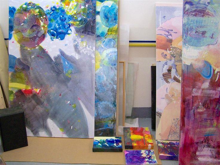 Im Atelier Izabella Chulkova. В мастерской. ©Izabella Chulkova  Termine gerne nach Vereinbarung посетить мастерскую В Кёльне Viber/WhatsApp/Fon +49 179 101 98 82 bella@chulkova.de www.chulkova.de  #artofvisuals#abstractart#myart#fineart#artlovers#contemporaryart #artistsoninstagram#izabellachulkova#kunstköln#imatelier#chulkova2016#вмастерской#живопись