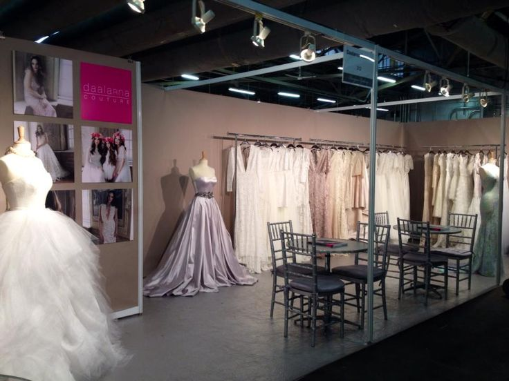 We are at the NY Bridal show again. Our stand is full of the new collection 2015.