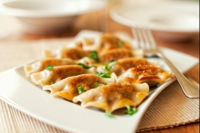Recette de Pierogi au fromage et aux blettes