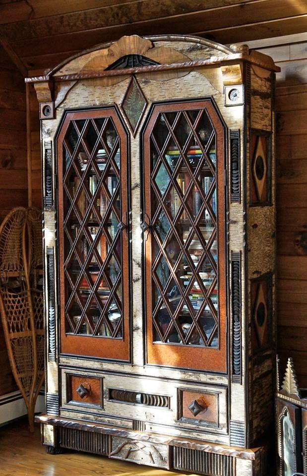 886 best adirondack style images on pinterest adirondack - Adirondack style bedroom furniture ...