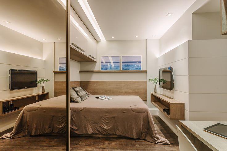 amenajare dormitor idei apartament pat dormitor iluminare tavan