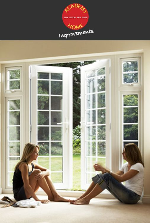 Beautiful French Doors by Academy Home Improvements.  http://www.academyhome.co.uk/products/doors/french-doors#Content