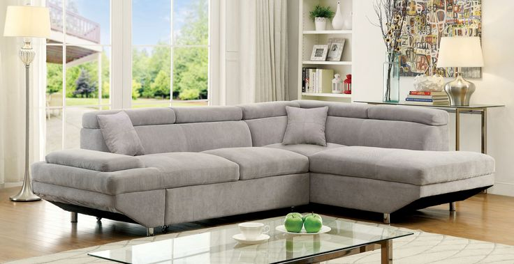 Zalor Contemporary Sleeper Sofa