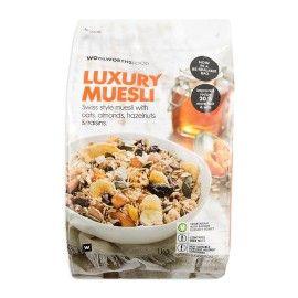 Luxury Muesli 1Kg | Woolworths.co.za
