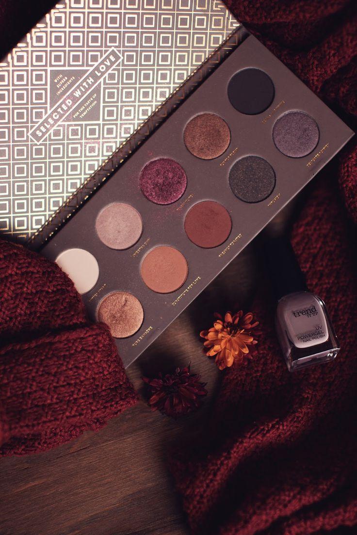 Zoeva Cocoa Blend // Fall Makeup