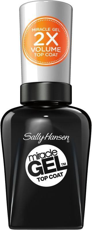 Sally Hansen Miracle Gel Top Coat Top Coat Ulta.com - Cosmetics, Fragrance, Salon and Beauty Gifts