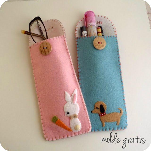 Shelly do blog Gingermelon Dolls adora costurar bonecas e animais de feltro. Suas criações são delicadas e muito fofas. Shelly tem uma lo...