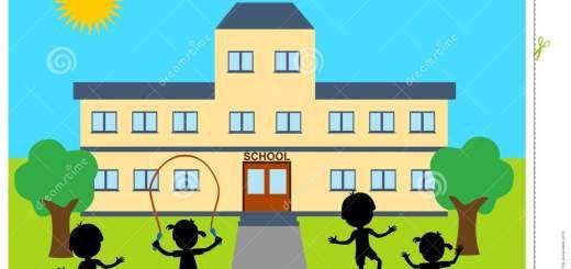 Wpid School Building Clipart Black And White 1 Wpid School ...