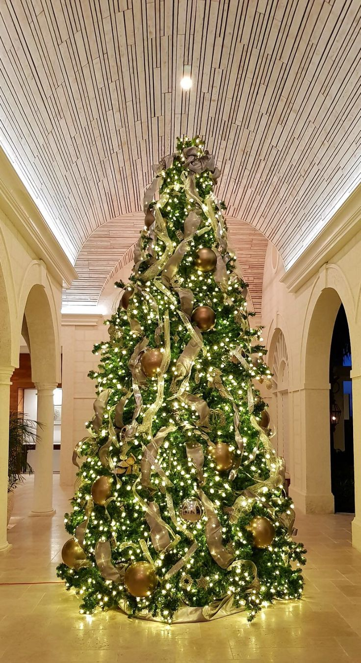 It's looking a lot like Christmas here at The Shore Club Turks & Caicos!
