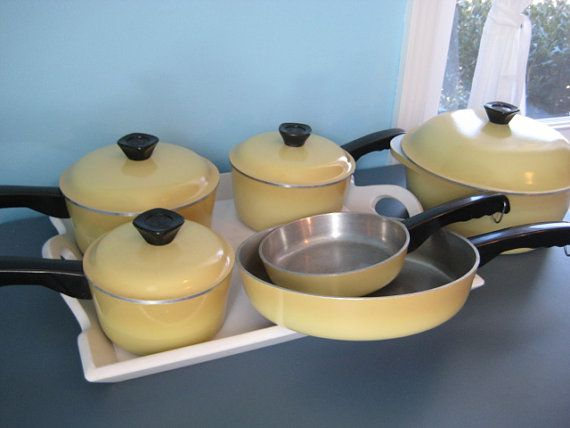 25 Best Club Aluminum Vintage Cookware Images On Pinterest