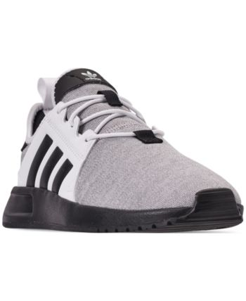 2ee8e3076eabc adidas Boys  X PLR Casual Sneakers from Finish Line - Green 6.5 in ...