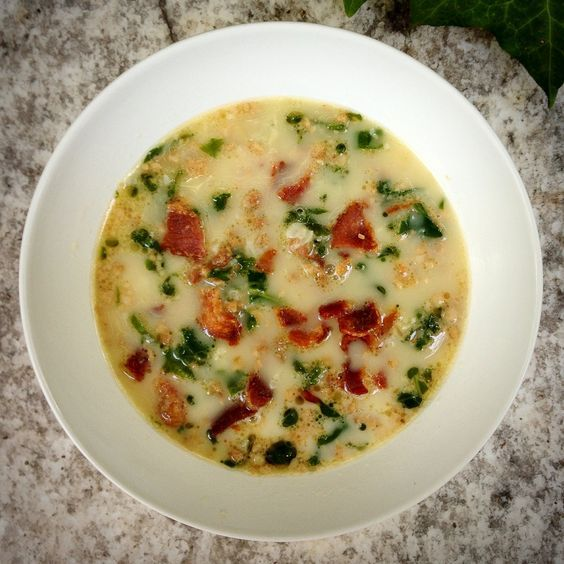 Low-Carb Zuppa Toscana