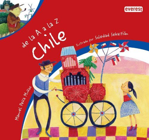 De la A a la Z Chile (Spanish Edition) by Manuel Pena http://www.amazon.com/dp/8444147990/ref=cm_sw_r_pi_dp_C9Gzub0AS66HE