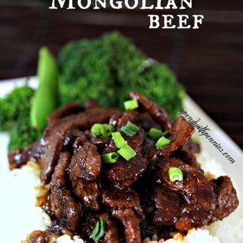 P.F. Chang's Style Mongolian Beef! Easy and Amazing