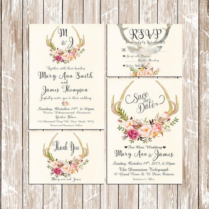 Best 25 Wedding invitation kits ideas on Pinterest